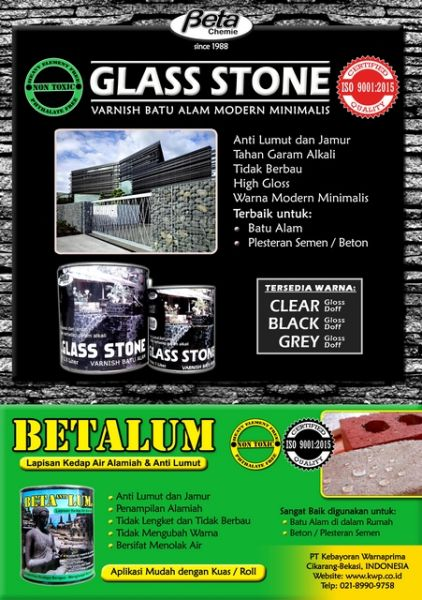 Retail Division Glass Stone 2 brosur_gs_bl